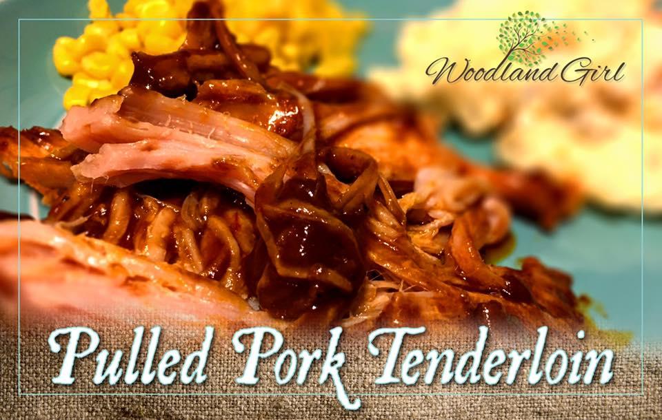 Christy Deaver | Blueberry BBQ Pork Tenderloin